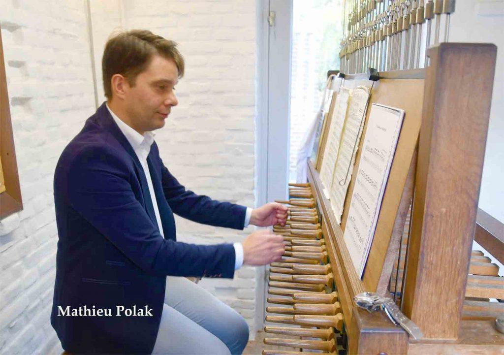 Mathieu Polak Carillon Agathakerk Beverwijk
